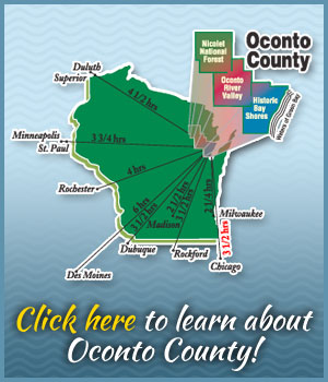 Learn about Oconto County