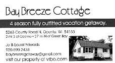 Bay Breeze Cottage