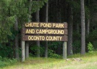 Chute Pond County Park (Fisher Memorial Park)