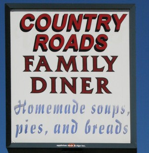Country Roads Family Diner