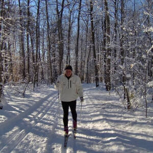 Machickanee Forest Ski Trail