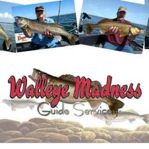 Walleye Madness Guide Service