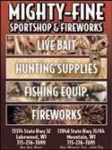 Mighty-Fine Sportshop & Fireworks