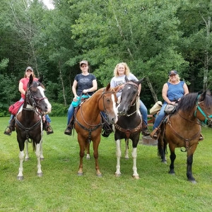 Machickanee Forest Equestrian Trails