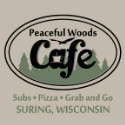 Peaceful Wood Cafe
